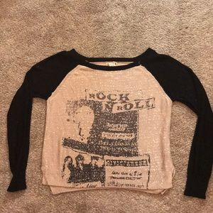 Rock and roll sweater XL